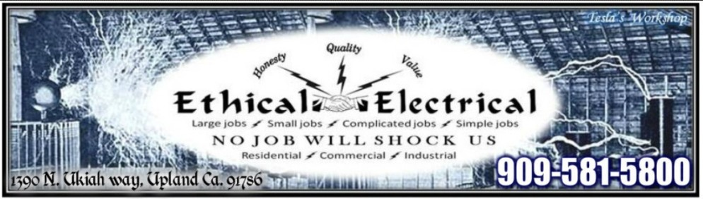 Ethical Electrical Blog